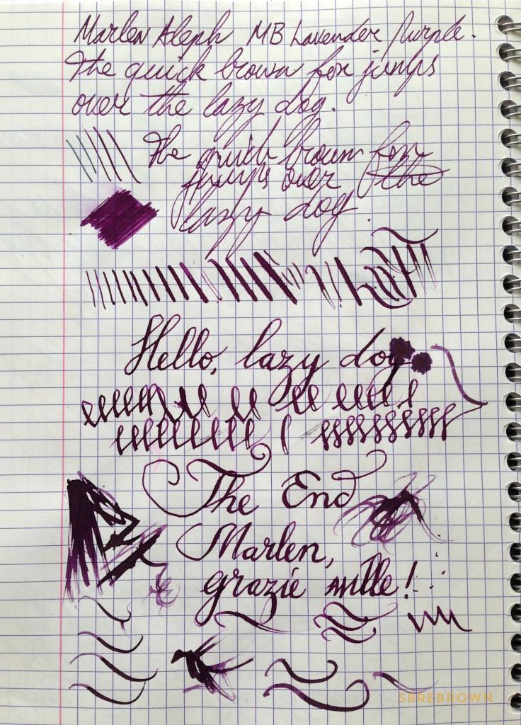 Marlen Aleph Fountain Pen (4)