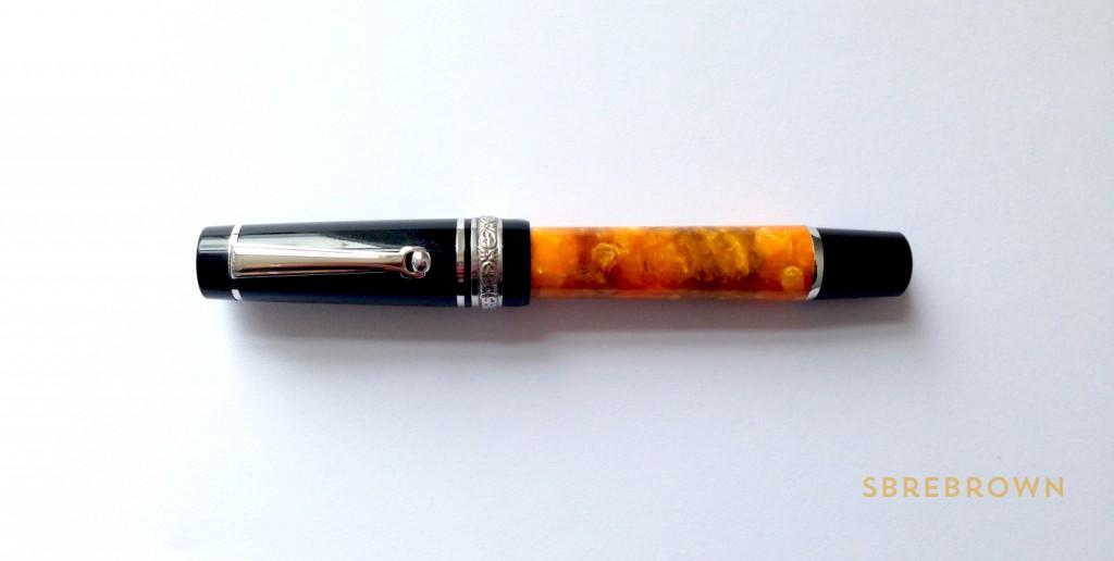 Delta Dolcevita Mini Fountain Pen 1