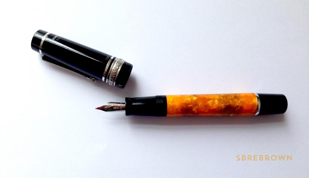 Delta Dolcevita Mini Fountain Pen 2