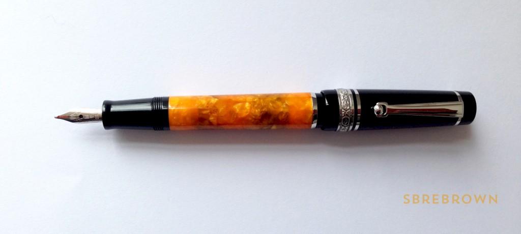 Delta Dolcevita Mini Fountain Pen 3