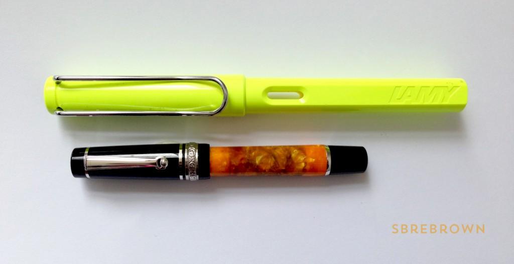 Delta Dolcevita Mini Fountain Pen 7