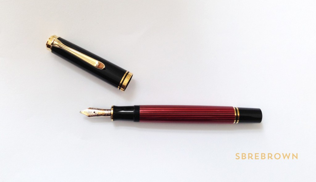 Pelikan Souveran 600 Fountain Pen 2