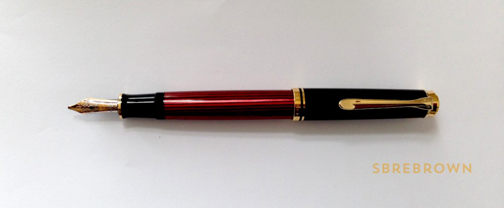 Pelikan Souveran 600 Fountain Pen 3