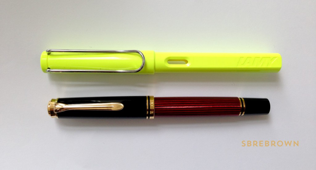 Pelikan Souveran 600 Fountain Pen 5