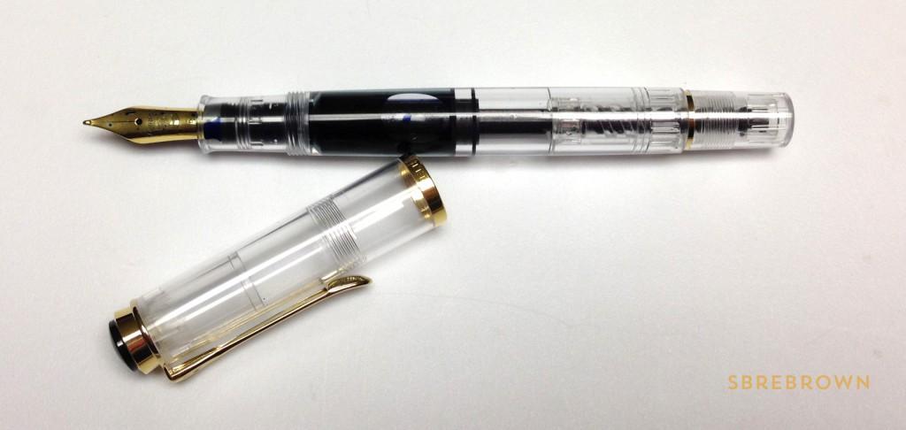 Pelikan M200 Tradition Fountain Pen 2