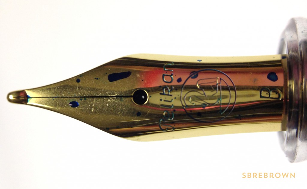 Pelikan M200 Tradition Fountain Pen 3