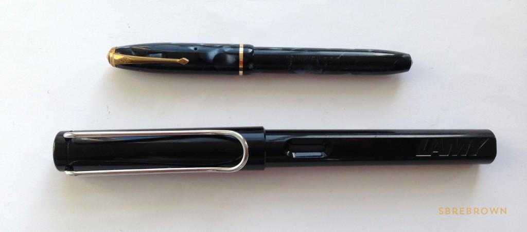 Conway Stewart Dinkie 550 Fountain Pen (2)