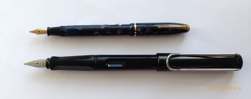 Conway Stewart Dinkie 550 Fountain Pen (4)