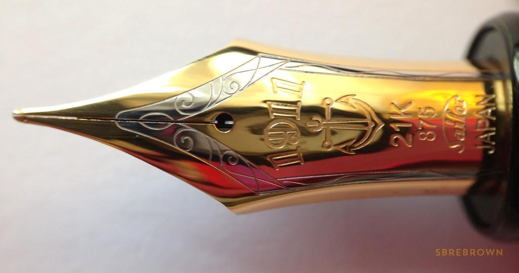 Sailor King of Pen Fountain Pen (3)