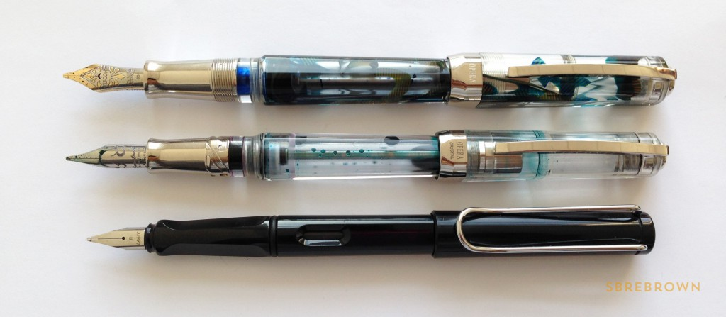 Visconti Opera Master Demo Fountain Pen (5)