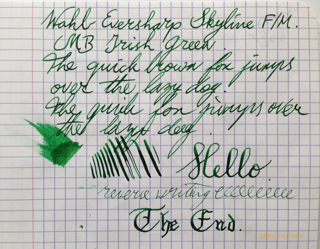 Wahl-Eversharp Skyline Vintage Fountain Pen (6)