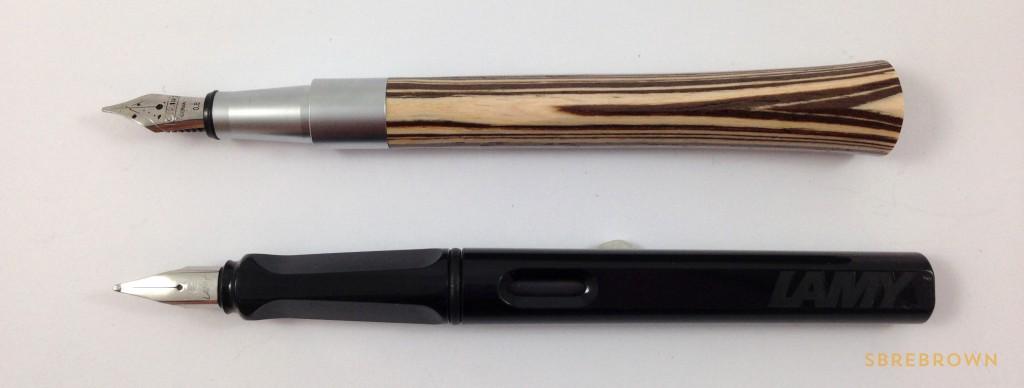 Online Newood Bamboo Calligraphy Set (4)