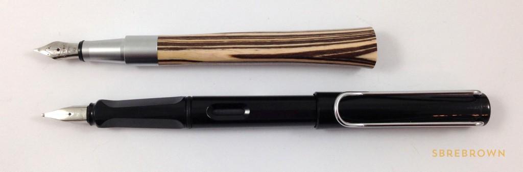 Online Newood Bamboo Calligraphy Set (5)
