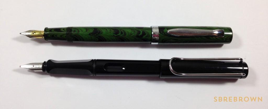Fountain Pen Revolution Triveni Jr. FP Review (10)