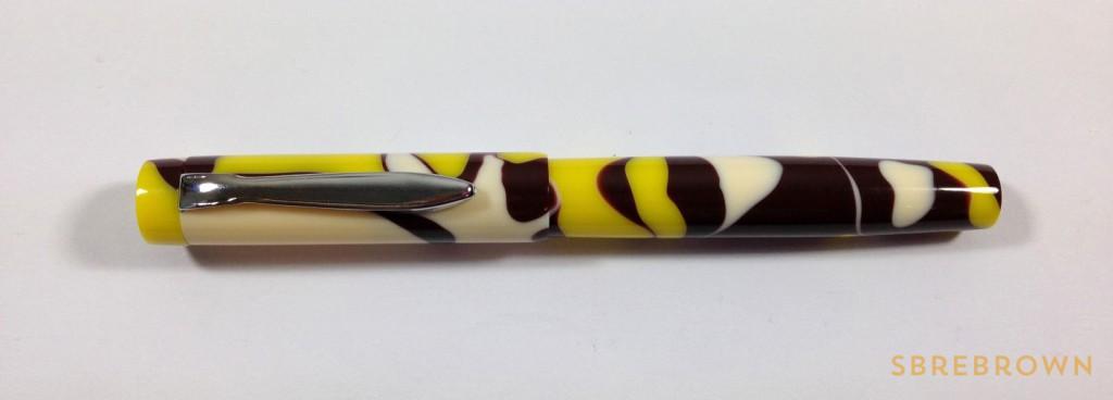 Fountain Pen Revolution Triveni Jr. FP Review (2)
