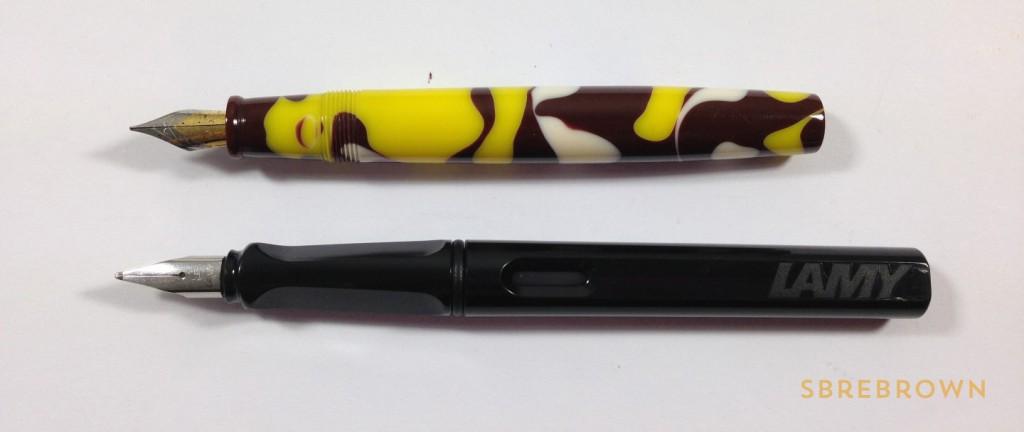 Fountain Pen Revolution Triveni Jr. FP Review (4)