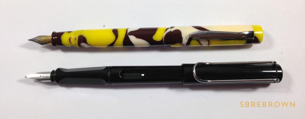 Fountain Pen Revolution Triveni Jr. FP Review (6)