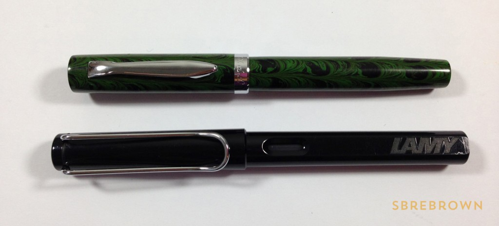Fountain Pen Revolution Triveni Jr. FP Review (8)