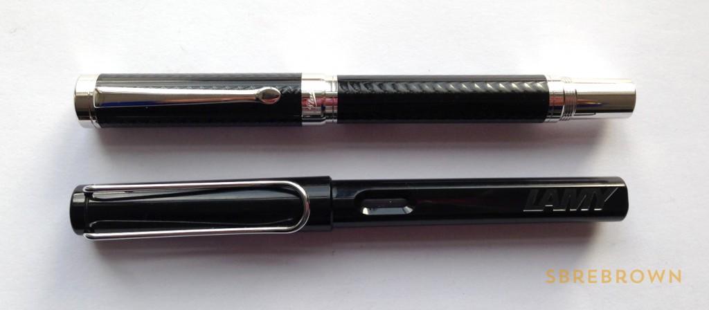 Italix Viper Fountain Pen - 18KT Medium (2)