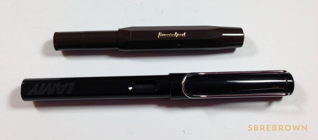 Kaweco Sport Brown Fountain Pen (3)