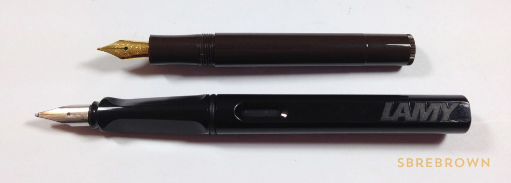 Kaweco Sport Brown Fountain Pen (4)