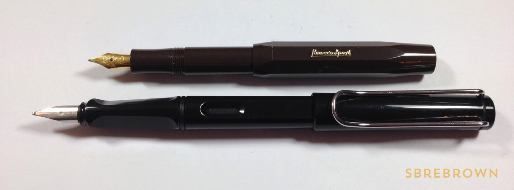 Kaweco Sport Brown Fountain Pen (5)