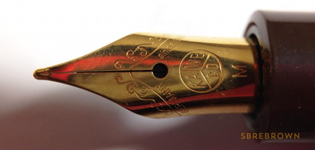 Kaweco Sport Brown Fountain Pen (6)