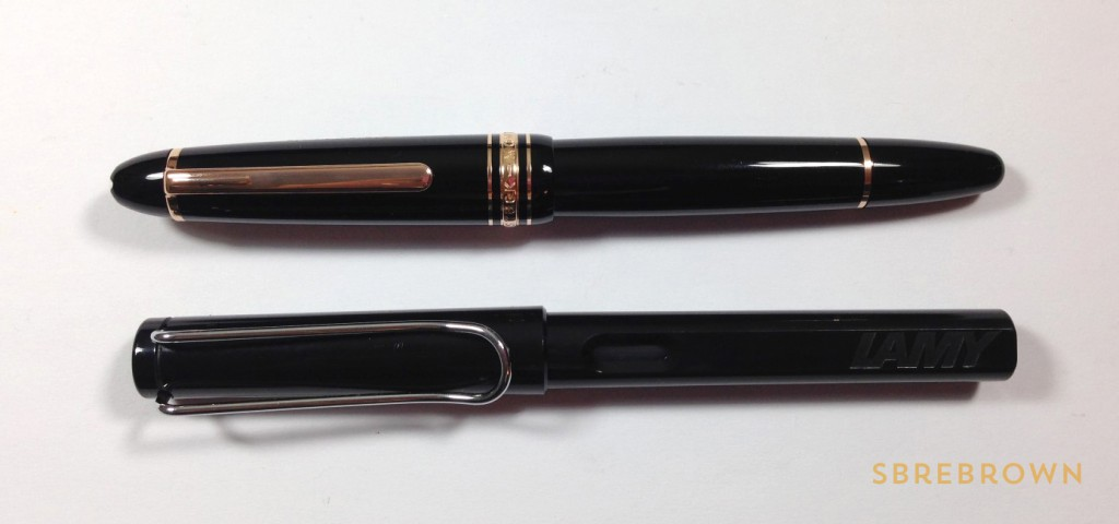 Montblanc 146 90th Anniversary Fountain Pen Review (3)