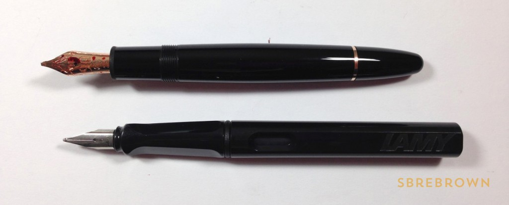 Montblanc 146 90th Anniversary Fountain Pen Review (4)