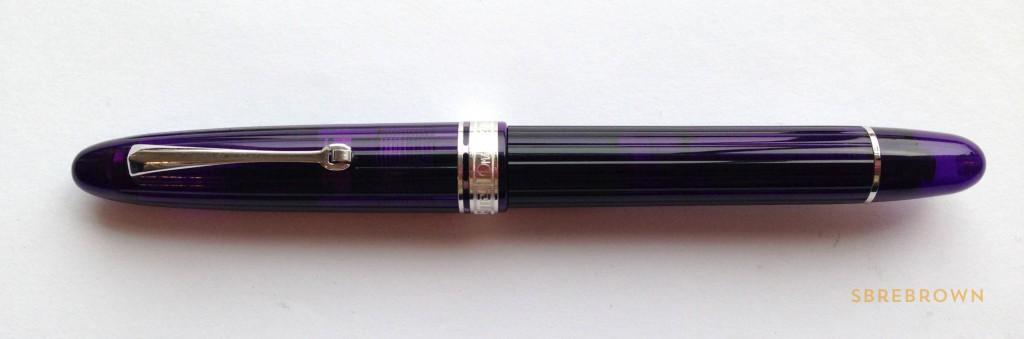 OMAS Ogiva Alba Fountain Pen Review (1)
