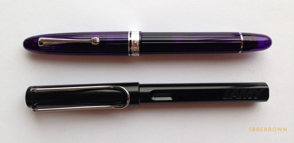 OMAS Ogiva Alba Fountain Pen Review (5)