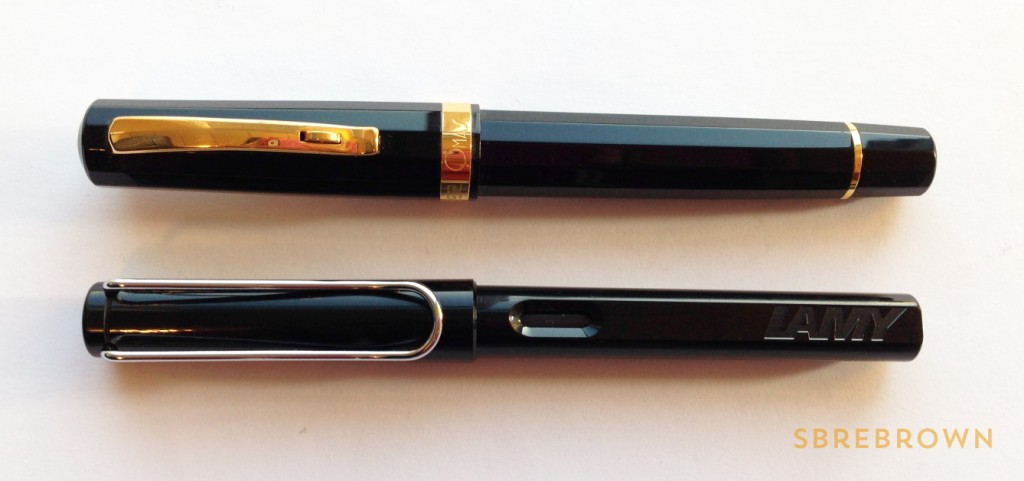 OMAS Paragon Fountain Pen - 18KT Fine (3)