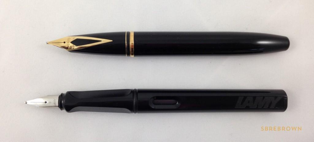 Sheaffer Legacy Heritage Fountain Pen (1)