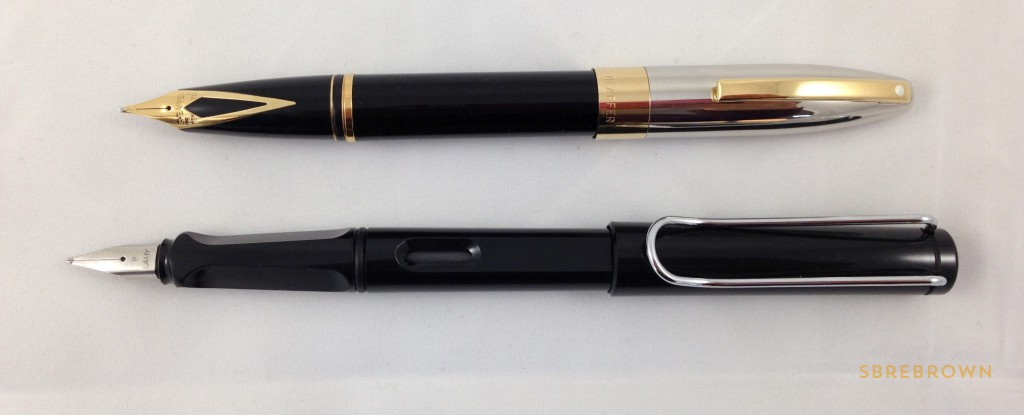 Sheaffer Legacy Heritage Fountain Pen (2)