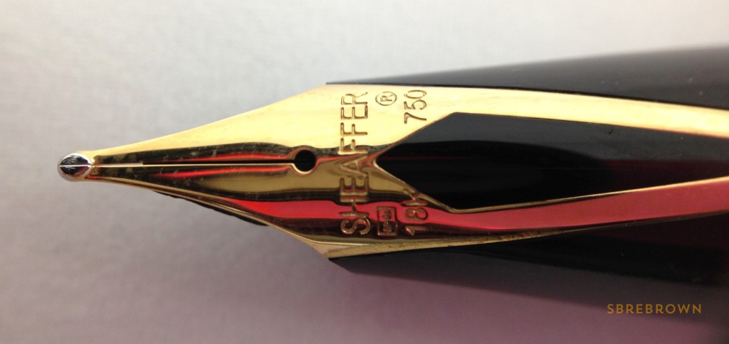 Sheaffer Legacy Heritage Fountain Pen (3)