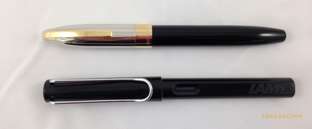 Sheaffer Legacy Heritage Fountain Pen (5)