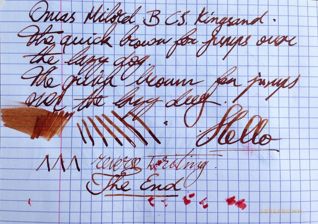 OMAS Milord Arco Celluloid Fountain Pen Review (1)