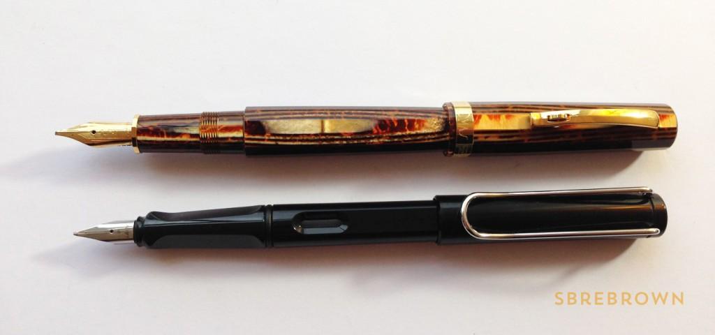 OMAS Milord Arco Celluloid Fountain Pen Review (5)