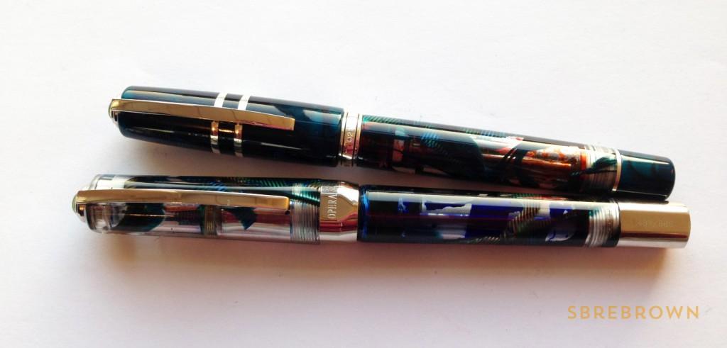 Visconti Homo Sapiens Crystal Fountain Pen (1)