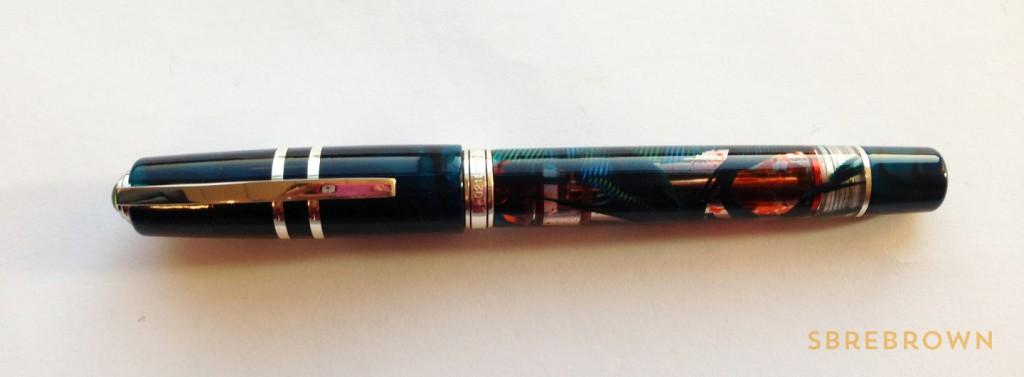 Visconti Homo Sapiens Crystal Fountain Pen (2)