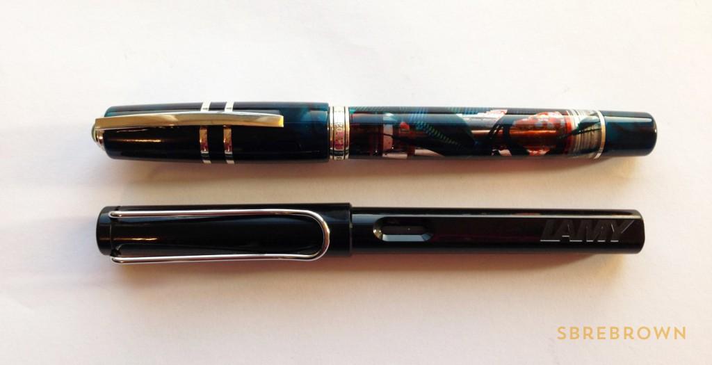 Visconti Homo Sapiens Crystal Fountain Pen (3)