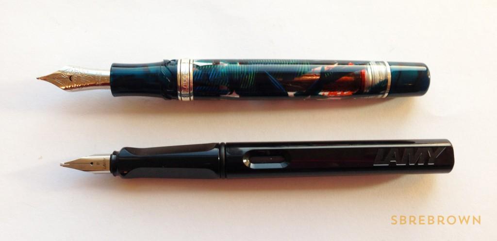 Visconti Homo Sapiens Crystal Fountain Pen (4)