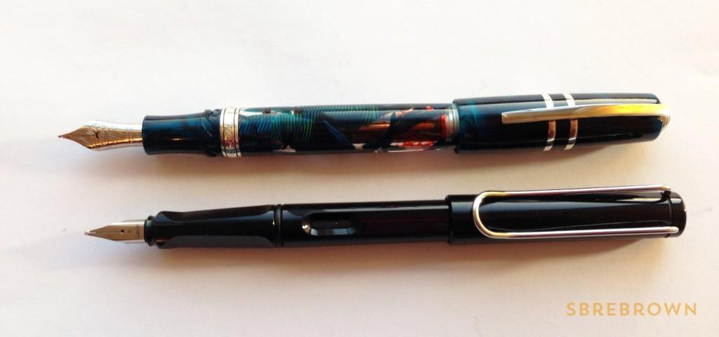 Visconti Homo Sapiens Crystal Fountain Pen (5)