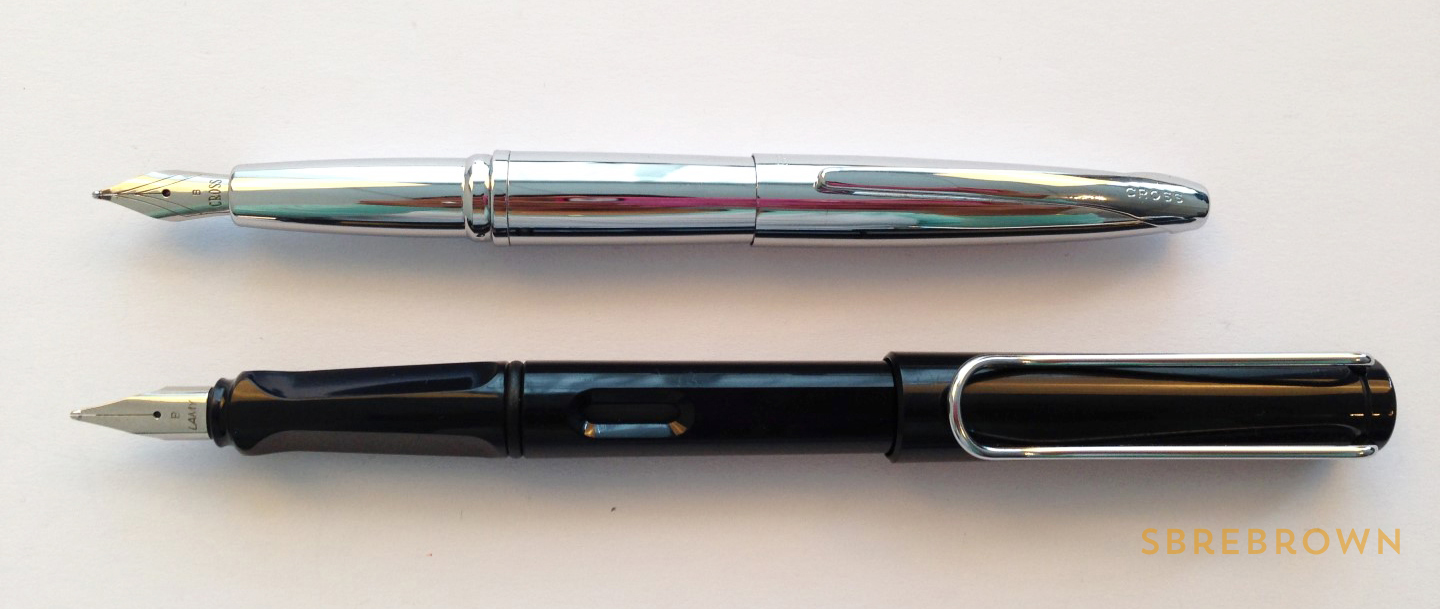 Cross ATX Fountain Pen Review (1)