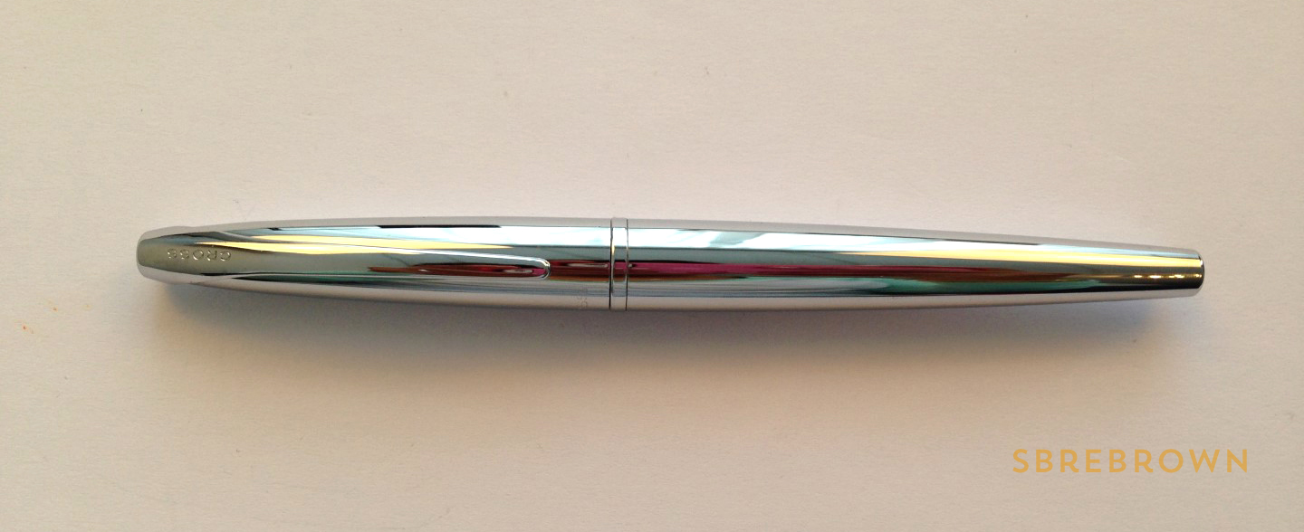 Cross ATX Fountain Pen Review (2)