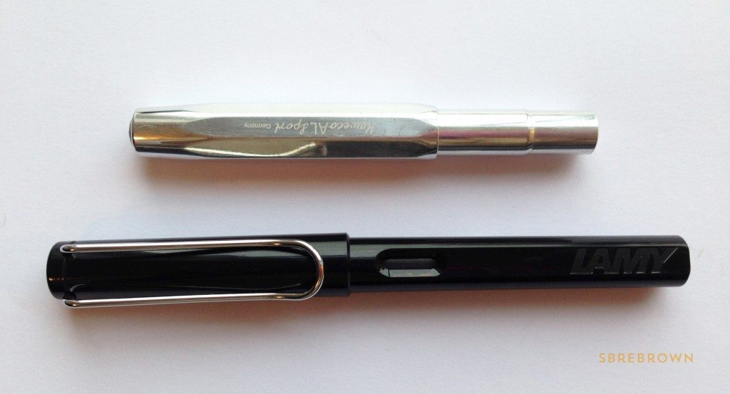 Kaweco Al-Sport RAW Fountain Pen Review (1)