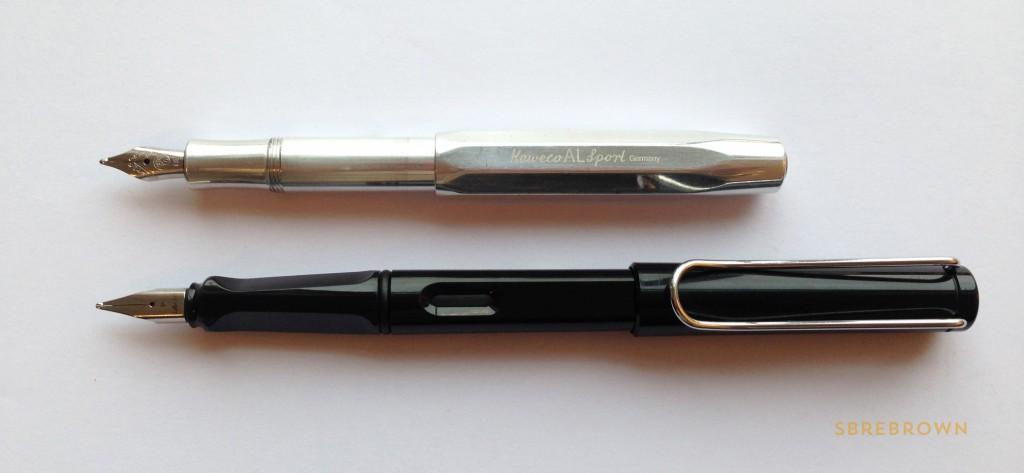 Kaweco Al-Sport RAW Fountain Pen Review (3)