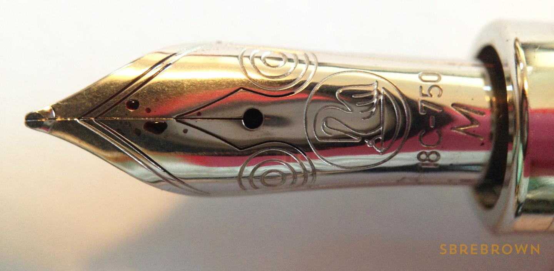 Pelikan Majesty 7005 Fountain Pen Review (4)
