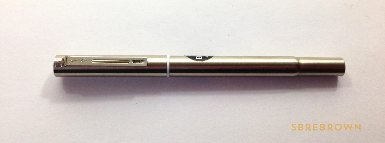 Pilot Birdie Fountain Pen Review (2)