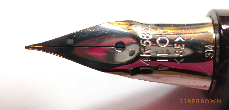 Pilot Elabo SEF Fountain Pen Review (2)